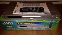 JVC DVD Player - Progressive Scan/Dolby Digital/DTS