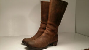 *ROCKPORT - bottes femme - (waterproof) - taille 7 ou 37.5*