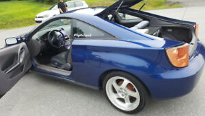 2002 Celica GT for sale