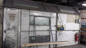 Paint/Spray booth
