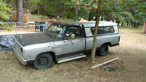 1981 Dodge Other Pickups Pickup Truck