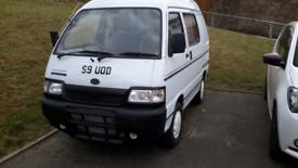 1998 Daihatsu hijet 1.3 efi