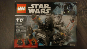 Brand New in Box Lego Star Wars Playsets For Sale