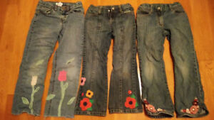Brand names Girl Clothing Lot Size 6/7