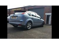 55 plate Ford Focus 1.8 tdci
