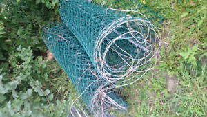 Chain Link Fence Cloture