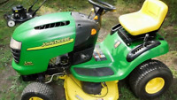 No weekly grass cutting contract