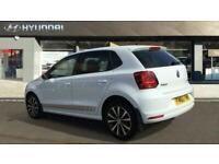 2017 Volkswagen Polo 1.0 Beats 5dr Petrol Hatchback Hatchback Petrol Manual