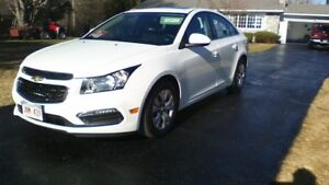 2016 Chevrolet Cruze lt Coupe (2 door)