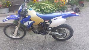WR400F