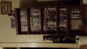 295 Collection of Dvds/Bluray Movies