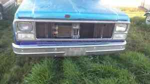 73 - 87 Chevy/GMC front bumper