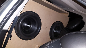 Sundown Audio ZV4 15s