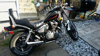 Kawasaki Ltd 454, in very good shape