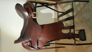 Brand New Australian Pleasure/Endurance Saddle