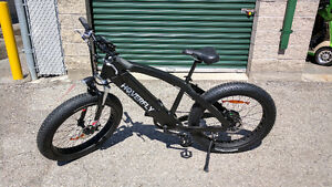 55KM/H! Fastest E-bike On The Planet With a 500W Motor..