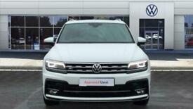 2020 Volkswagen Tiguan 2.0 TDi 150 R Line Tech 5dr DSG Diesel Estate Auto Estate