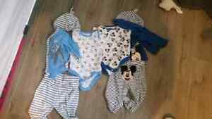 0-3 baby boy clothes