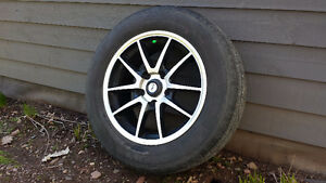 mag et pneus a vendre