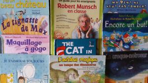 ▀▄▀Robert Munsch -  French Books