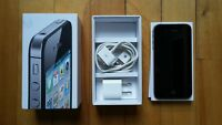 Iphone 4s Black/Noir 16GB – Fido