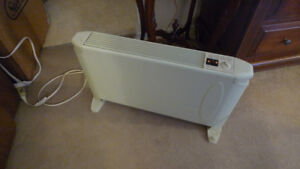 Clairion ConVector 1500 Electric Heater with Thermostat
