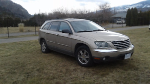 2004 Chrysler Pacifica SUV, Crossover
