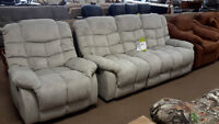 Sofa and Chair Recliner - NEW