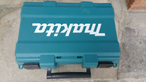 NEW Makita impact drill box CASE ONLY