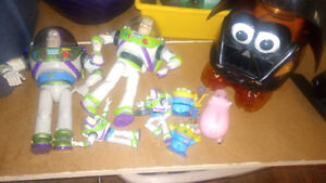 Toy story Buzz Lightyear  + other toys