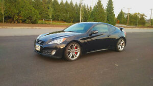 2010 Hyundai Genesis Coupe w/Nav Coupe (2 door)