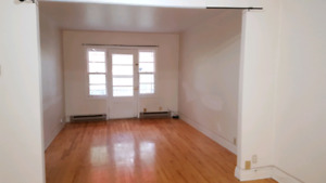 Nice apartment 3 1/2 on Davidon st located in Montreal est