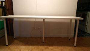 Ikea stools and table