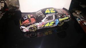 Diecast NASCAR Terminator 3  Race Car