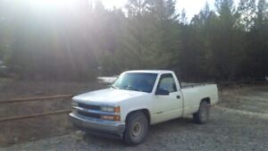1995 Chevy 2500 2wd