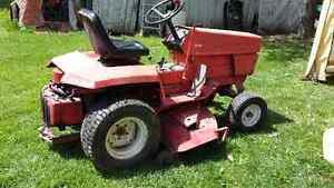 tracteur gravely 18g