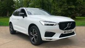 image for Volvo XC60 B4D Mild Hybrid R Design Nav Auto 4x4 Diesel/Electric Automatic