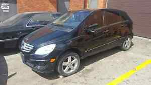 2007 Mercedes B200 B Class - Parts for sale