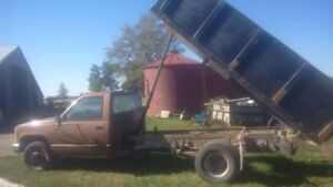 1990 GMC C/K 3500 With Hy Drum $2000 OBO