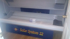 Solar System 32 Tanning Bed For Sale
