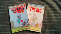 The BFG and The Twits Roald Dahl BRAND NEW