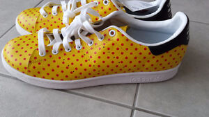 Brand new adidas Originals = Pharrell Williams Stan Smith Yellow