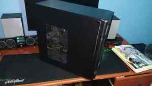 Gaming pc Nvidia gerforce gtx 6 cores 500$ worth games-program!!