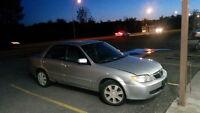 2002 Mazda 323 Sedan