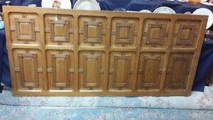 Antique Pine Panel