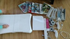 WII with games etc!