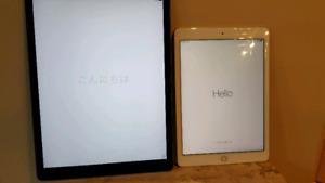 iPad Air 2 16/64Gb iPad PRO 32/128/256Gb à partir de $399 saguen