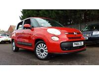 2016 Fiat 500L 1.4 Pop Star 5dr Manual Petrol Hatchback