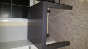 Grey side/end table