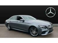 2017 Mercedes-Benz E-CLASS E350d AMG Line Premium 4dr 9G-Tronic Diesel Saloon Au